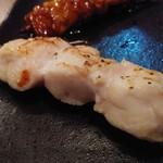焼き鳥と生サワー トリサワ子 - ささみ140円