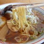 一休食堂 - えびタコ餃子ラーメン麺