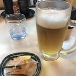 一富久 - ビールとナマス
