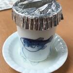 おかもと鮮魚店  - ドリンク写真:ひれ酒500円