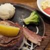 あさくま - 料理写真:あさくまステーキ