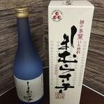 高崎酒造 - ドリンク写真:紫芋焼酎 しまむらさき