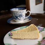 煉瓦場 - チーズケーキ