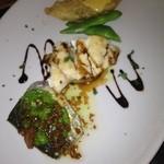 レストランパヴォーネ - 魚三種