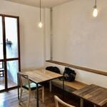 ワンルームコーヒー - 境目のないワンルームのような居心地の良さの人気カフェ