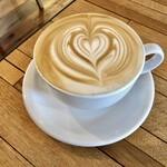 ワンルームコーヒー - カフェラテ