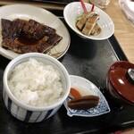 本吉屋 - 料理写真:うなぎ定食