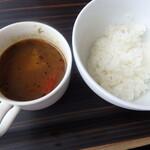 レストラン シズル - スープカレー