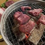 焼肉おにく - 厚切タン&タンカルビ