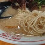 鷹多花 - 麺アップ