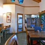 玄蕎麦河童 - テーブル席 & カウンター席