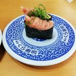 無添くら寿司 - 料理写真:まぐろねぎ(ネギ有り)