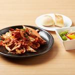 清里カフェ - 料理写真:渡りカニとアサリのトマトソース リングイネ