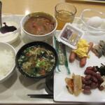 ホテル1-2-3 - 料理写真: