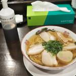 自家製麺中華そば 番家 -