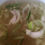 122846729 - チャーハンのスープ