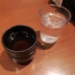 大戸屋 - お茶と水