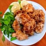 鶏もも肉 塩麹から揚げ