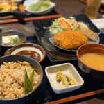 和楽の湯 下関せいりゅう - 料理写真: