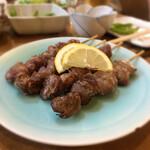 和食処 おか - 砂肝