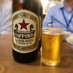 和食処 おか - ビール
