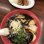 ラーメン魁力屋 - 京都漆黒醤油ラーメン
