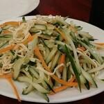 中国家庭料理 楊 - 干し豆腐和え