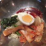 貴韓房 - 韓国ビビン麺(ハーフ)