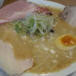 麺屋あした - 味噌白湯麺