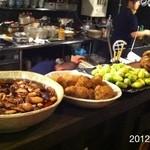 酒囲屋本店 - 2012.3.30(金)20時から4人予約済み  3000円料理コースd(^_^o)