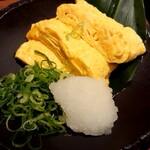 nurukansatouoosaka - 焼き立て出汁巻き玉子♪