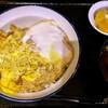 とんかつ 銀座梅林 - 料理写真:かつ丼