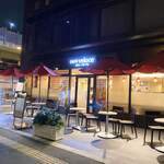カフェベローチェ - 夜のお店(別アングル)♪