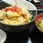122878992 - 生姜焼き丼800円