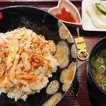 福福茶屋 - 越前せいこ蟹丼