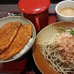 福福茶屋 - ソースカツ丼&越前おろしそば