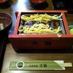 Mingeichayarokkyu - うなぎ飯