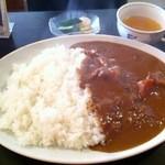 ピーター - カレーライス(600円)