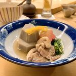 寿司 茶懐石料理 ほまれ - 料理写真:海老芋