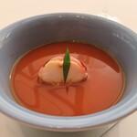 オザワ - オマール海老の茶碗蒸し