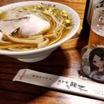 お食事処 龍華 - 豆もやしラーメン~☆