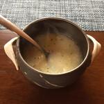 122893033 - ランチ スープ