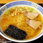 駅前食堂 - 料理写真:釜石ラーメン500円