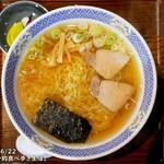 駅前食堂 - 釜石ラーメン500円