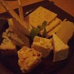 リガール - ●チーズの盛り合わせ