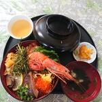122910725 - 海鮮丼(大)