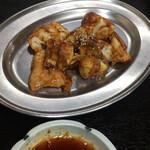焼肉山ちゃん - 料理写真:ほるもん