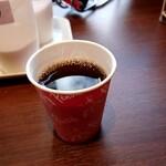122912640 - サービスコーヒー