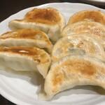 中華料理 華景園 - 焼き餃子
