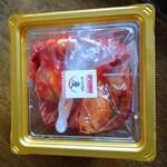 おつけもの慶 - 料理写真:白菜キムチ450グラム1080円税込み